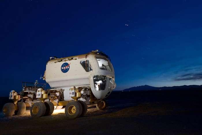 Передові технології NASA, які дозволять людині освоїти Марс (10 фото)
