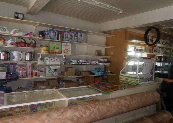 Раритетна електроніка в торговому центрі провінційного містечка (17 фото)