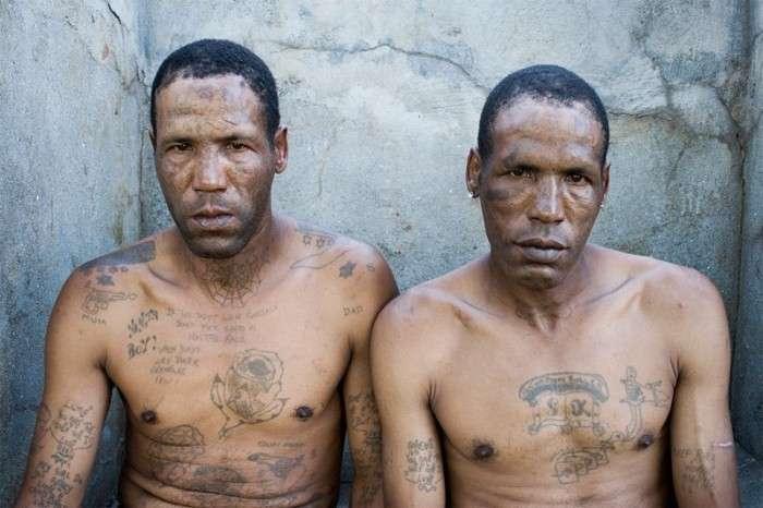 Тюремні татуювання увязнених з різних країн світу (17 фото)