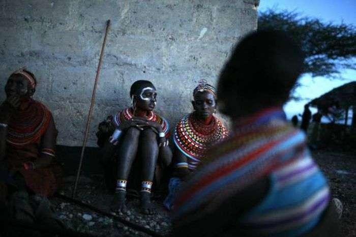 Умоджа – африканська село, в якій живуть тільки жінки і діти (15 фото)