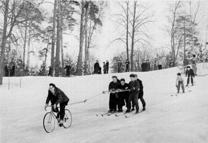 Безтурботне радянське минуле (40 фото)