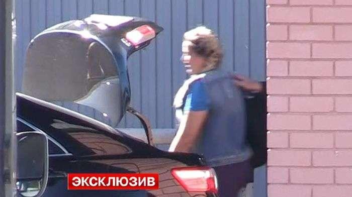 Євгену Васильовичу, фігурантку справи про розкрадання в «Оборонсервисе», звільнили достроково (2 фото)