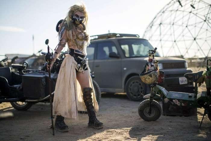 У США пройшов постапокаліптичний фестиваль Wasteland Weekend 2015 (26 фото)