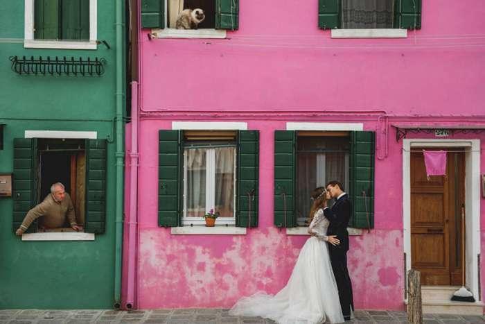 Неймовірно красиві весільні фото (40 фото)