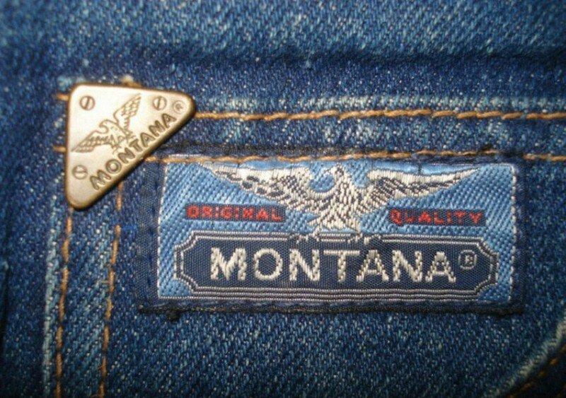 Загадочная история джинсов MONTANА История,ссср