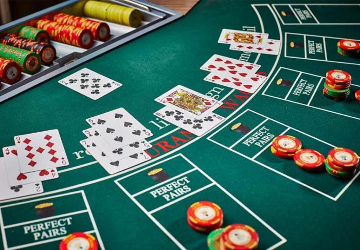 Топ-5 самых популярных азартных игр интересное