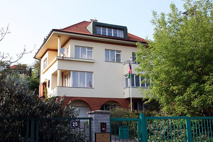 Удивительные посольства разных стран по всему миру Интересное