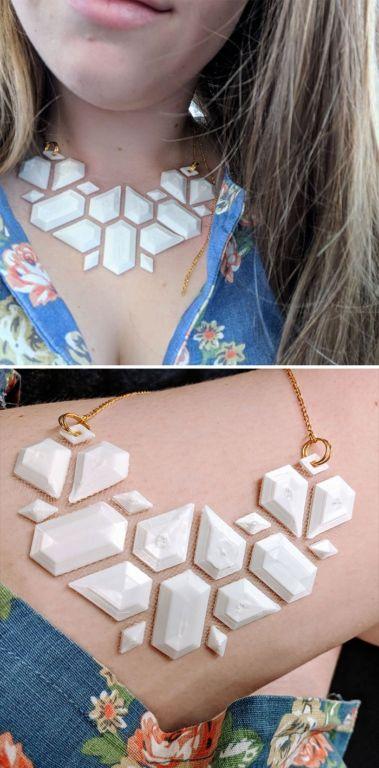 Примеры креативной 3D-печати Интересное