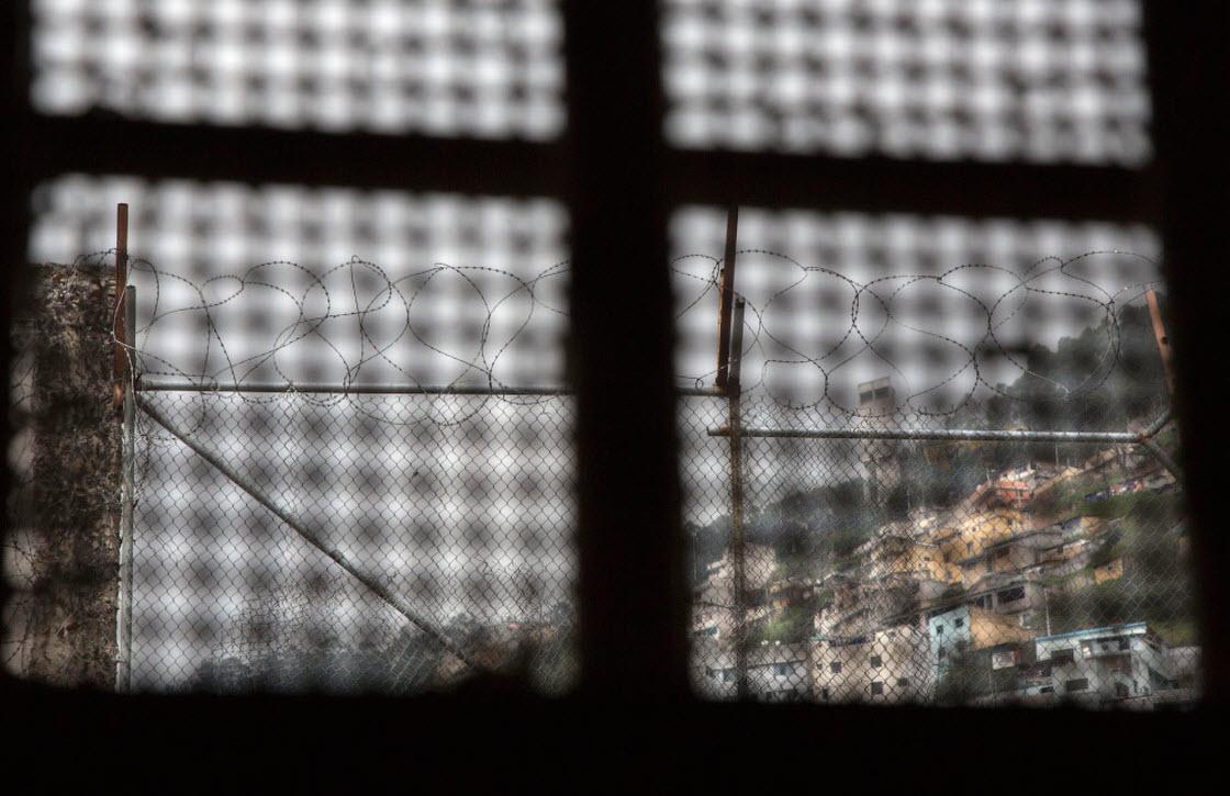 Экскурсия в легендарную тюрьму «Гарсиа Морено» архитектура,история,архитектур,тюрьма,экскурсия