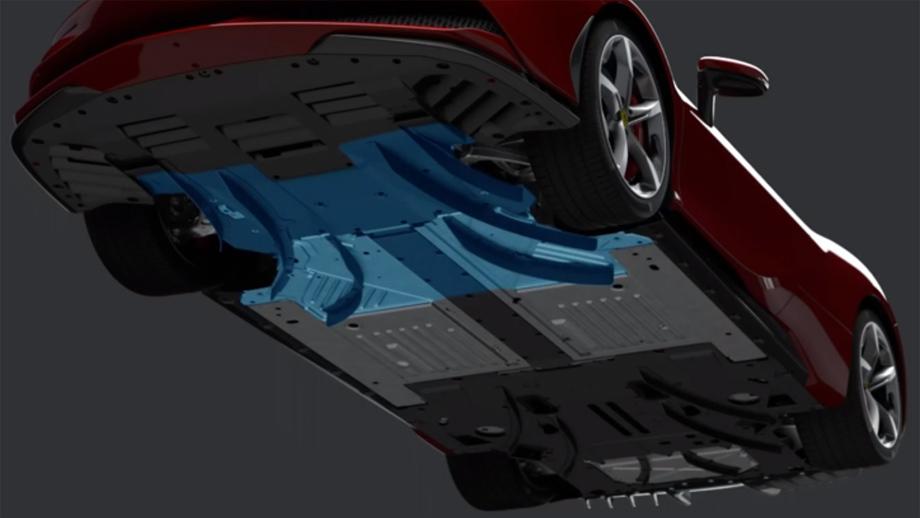 Купе Ferrari SF90 Stradale стало во многом революционным Авто и мото