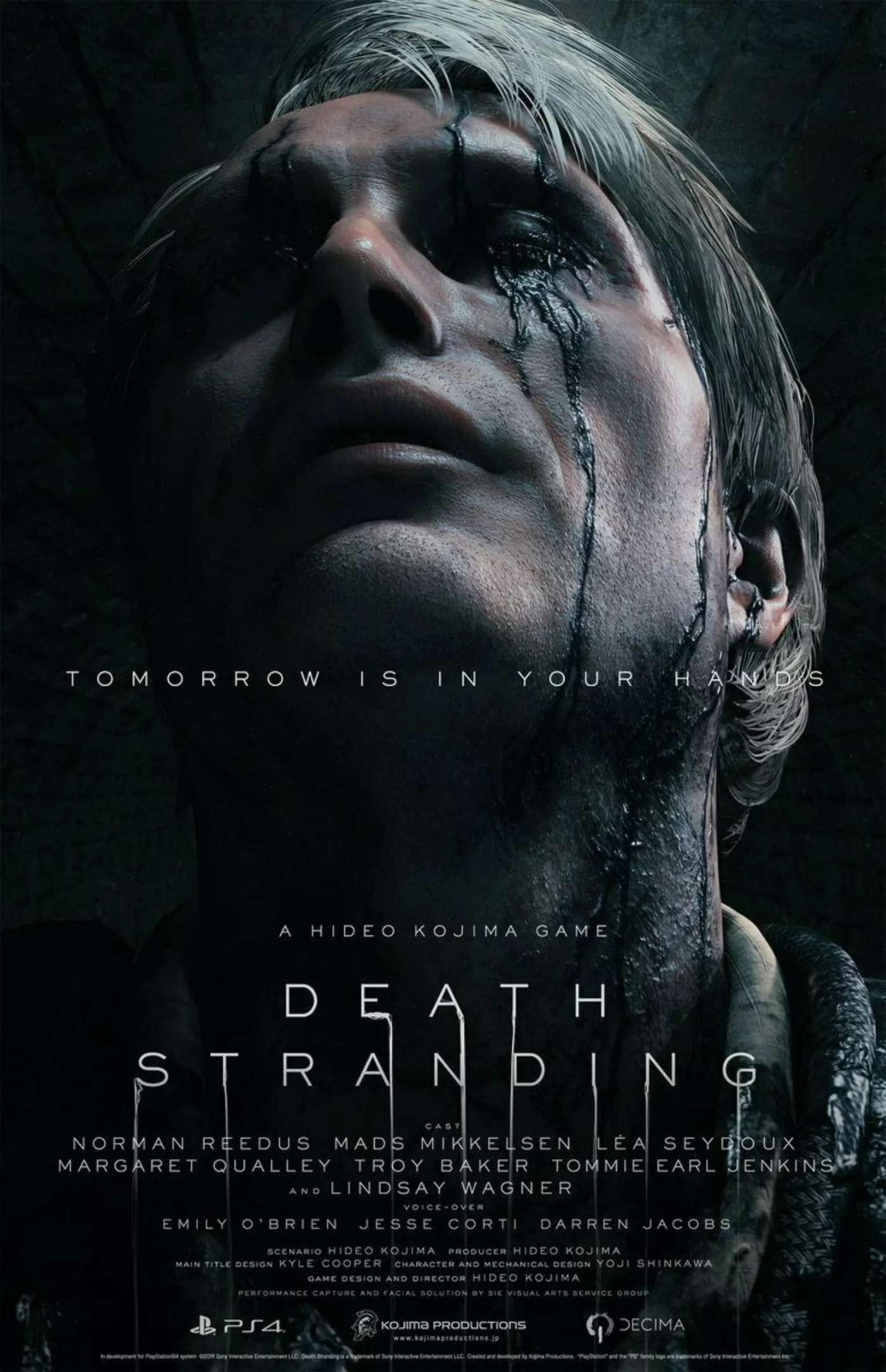 Death Stranding - Трэйлер