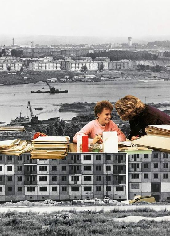 «Новое прошлое» Тамары Стофферс История,ссср