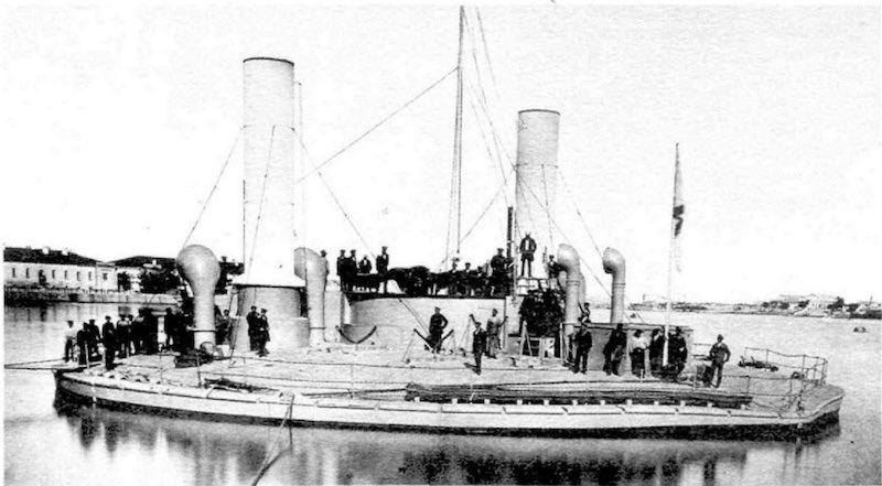 Как в русском флоте появились круглые корабли «поповки» Армия и флот,Рассказы об оружии