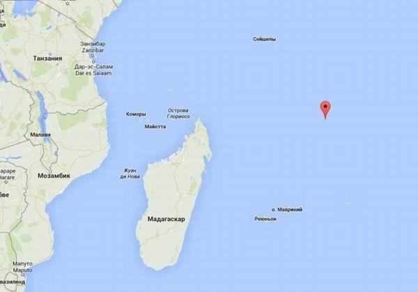 Десять забытых земель, навсегда погрузившихся в океан Интересное