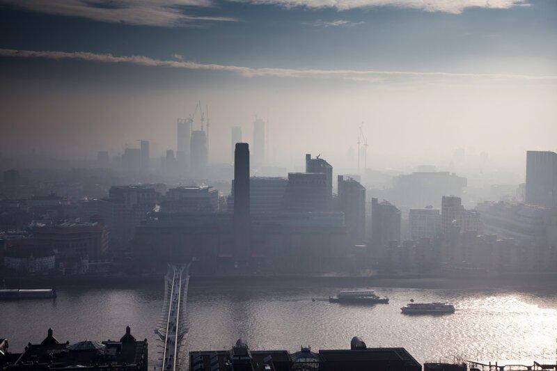 Почему Англию называют Туманным Альбионом? Интересное