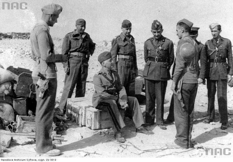 Польская армия в тылу СССР Интересное