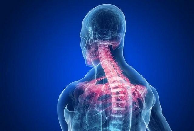 Упражнение для снятия зажимов в области шеи и плеч здоровье,упражнения
