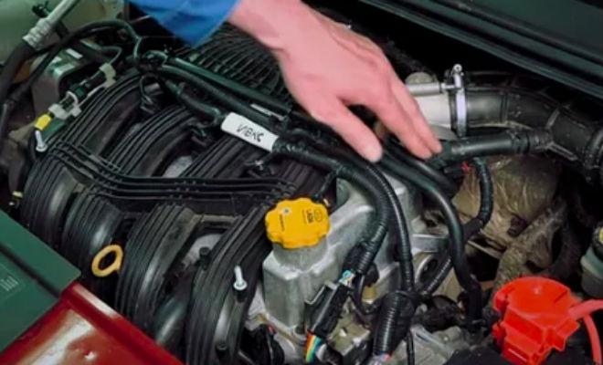 Как быстро охладить двигатель автомобиль,двигатель,машина,механика,Тренинг