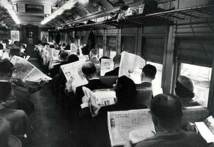 30 самых интересных исторических снимков из твиттер-аккаунта Life In Moments