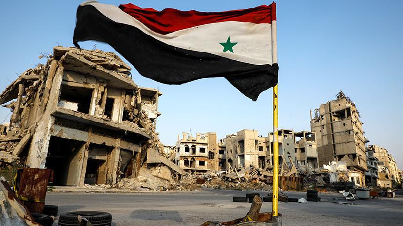 Последние новости Сирии. Сегодня 30 мая 2019 сирия