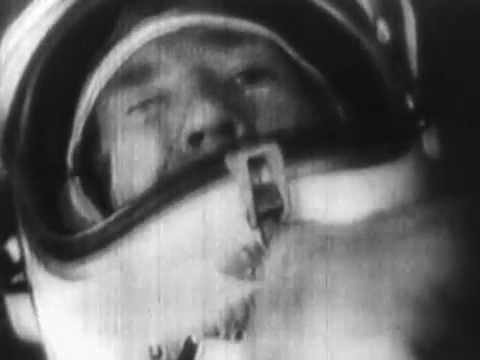 Первый в открытом космосе. О характере, семье и талантах Алексея Леонова… авиация